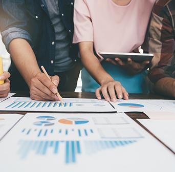 Konzeption und Beratung zum Marketing
