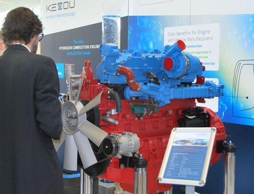 DEUTZ setzt langfristig auf KEYOU-inside Technik